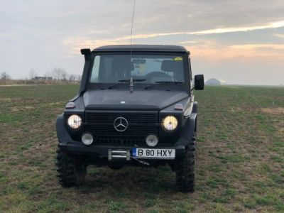 Mercedes-benz G-300 de vanzare in